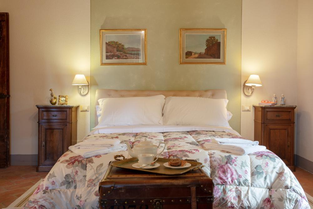 Podere Fonteinfrancia Tuscany Villas